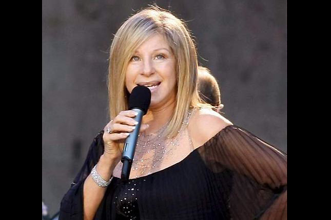 Streisand recibir&aacute; un honoris causa por la Universidad Hebrea de Jerusal&eacute;n