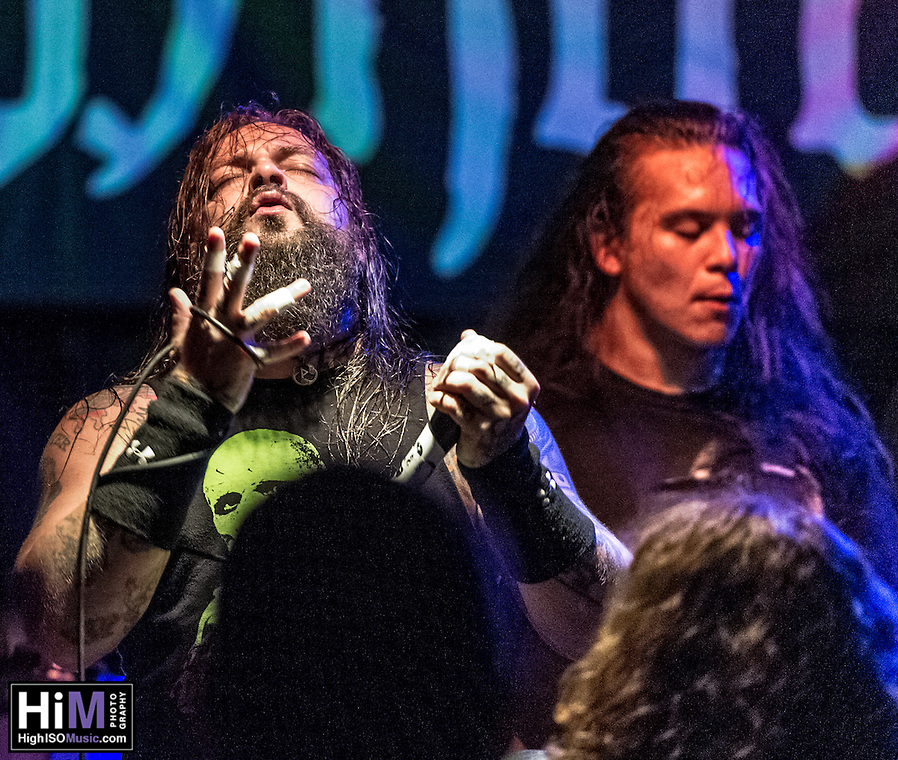 Ringworm at Siberia in New Orleans, LA. (HIGH ISO Music, LLC)