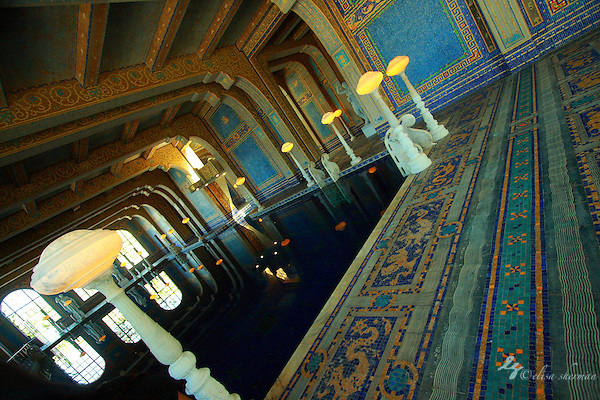 Hearst Castle (Elisa Sherman)
