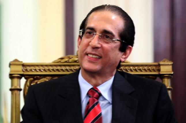 Gustavo Montalvo, minisro de la Presidencia.