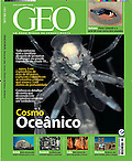 GEOinternational magazine 09/2010 prints Solvin&#039;s images of the Deep Sea plankton as cover story. The pictures were taken on a research cruise within the Census of Marine Zooplankton CMarZ from Germany to South Africa in November 2007 aboard the icebreaker Polarstern. Census of Marine Zooplankton CMarZ is part of the Census of Marine Life project. (Solvin Zankl)