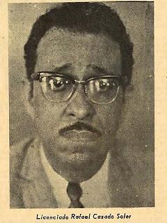 Profesor Casado Soler