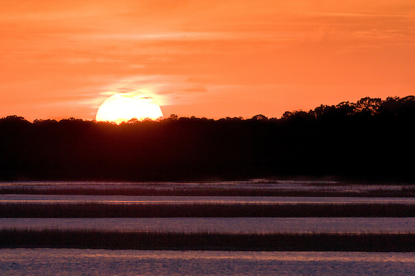 Another amazing sunset in Beaufort County. (Greg Smith)