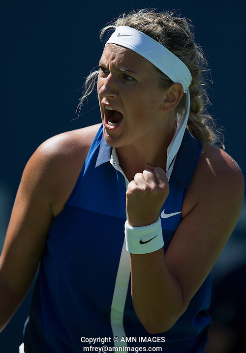 VICTORIA AZARENKA (BLR) The US Open Tennis Championships 2014 - USTA Billie Jean King National Tennis Centre -  Flushing - New York - USA -   ATP - ITF -WTA  2014  - Grand Slam - USA  28th August 2014.  © AMN IMAGES (FREY/FREY-AMN IMAGES)