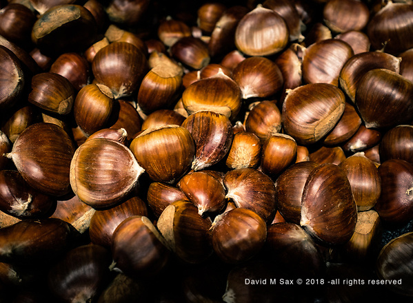 11.30.18 - A Chest of Nuts... (©David M Sax - all rights reserved)
