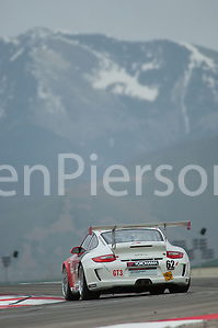 #62 Snow Racing / Wright Motorsports Porsche GT3 Cup: Madison Snow (Darren Pierson)