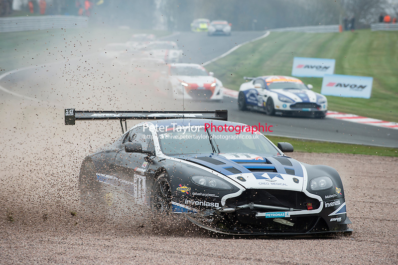 #11 Mark Farmer/Jon Barnes – 22GT Racing, Aston Martin Vantage GT3