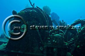 Deck Wenches, Doc Paulson, Grand Cayman (StevenWSmeltzer.com)
