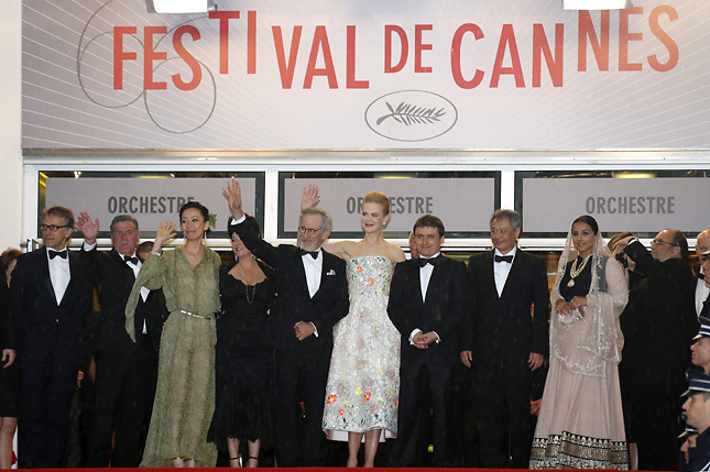 Festival de Cannes 2013 inicia con la proyecci&oacute;n de la pelicula &quot;El Gran Gatsby&quot;.