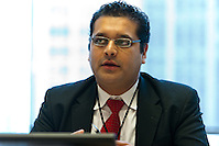Mitesh Lakhani, CEO, Reliable Group. Photographed by New York Corporate Photographer Jeffrey Holmes/JeffreyHolmes.com)
