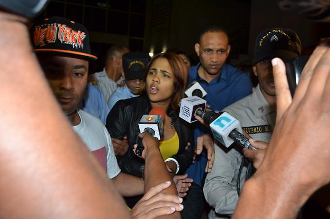 Imponen un año de prisión a Martha Heredia, como medida de coerción
