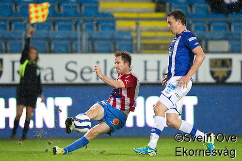 Molde - Tromsø, eliteserien 2013. Foto: Svein Ove Ekornesvåg (Svein Ove Ekornesvaag/Svein Ove Ekornesvåg)