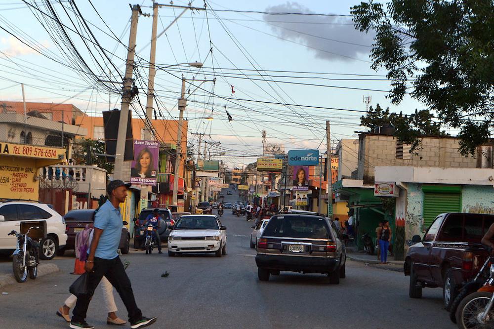 Resultado de imagen para Barrio cien fuegos santiago