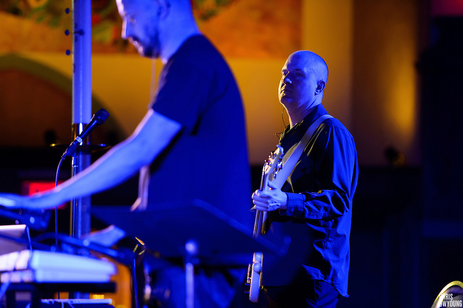 Clint Mansell performs his first live show in New York City at the Church of St. Paul the Apostle. 3 April 2013. Copyright © 2013 Chris Owyoung. (Chris Owyoung)
