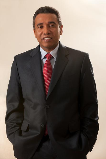 Félix Bautista, secretario de Organización del Partido de la Liberación Dominicana (PLD)