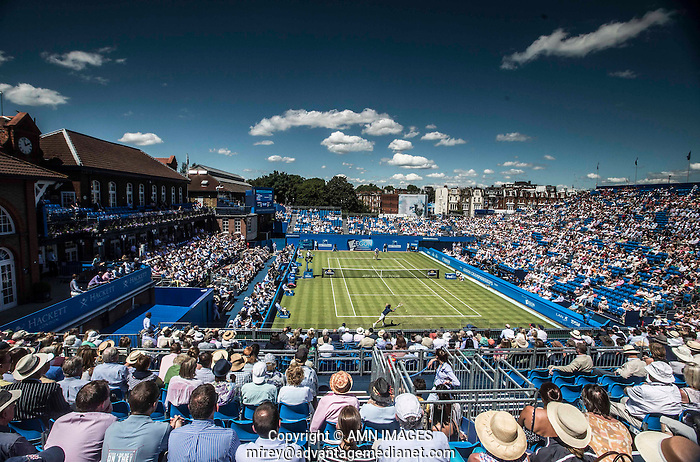 AMBIENCE Aegon Championships 2014 - Queens Club -  London - UK -  ATP - ITF - 2014  - Great Britain -  10th June 2014.  © AMN IMAGES (FREY/FREY- AMN Images)