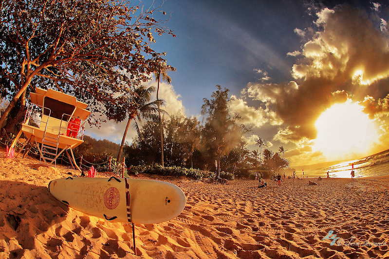 (Elisa Sherman) - Oahu - Hawaii