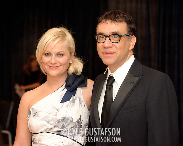 Amy Poehler, Fred Armisen (Kyle Gustafson/Photo by Kyle Gustafson)