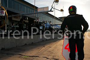 #48 Paul Miller Racing Porsche 911 GT3 RSR: Bryce Miller, Sascha Maassen, Rob Bell (Darren Pierson)