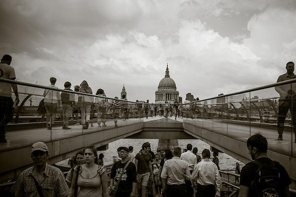 St. Paul's Cathedral, London, England, July 23 2014. ©2014 Darren Carroll (Darren Carroll)