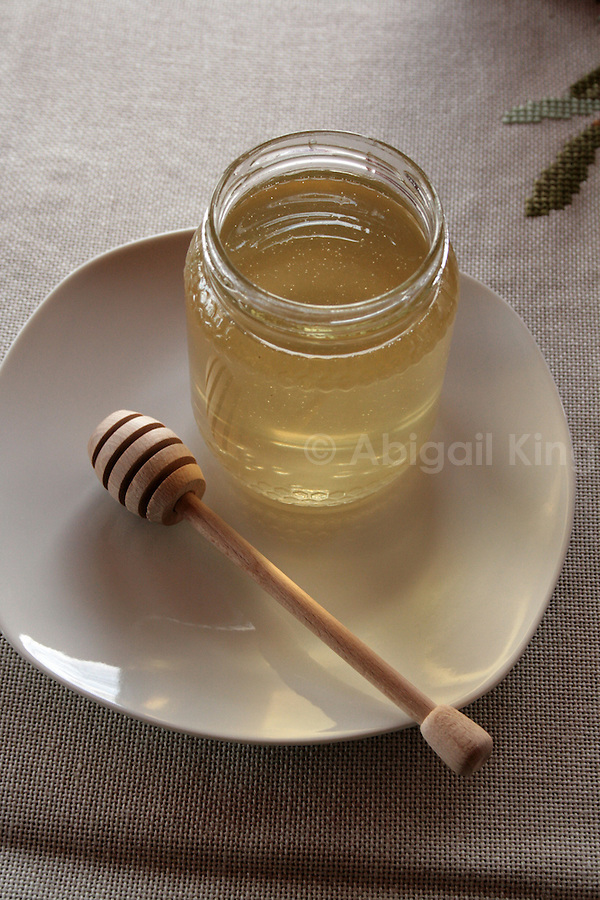 Traditional honey in Tuscany