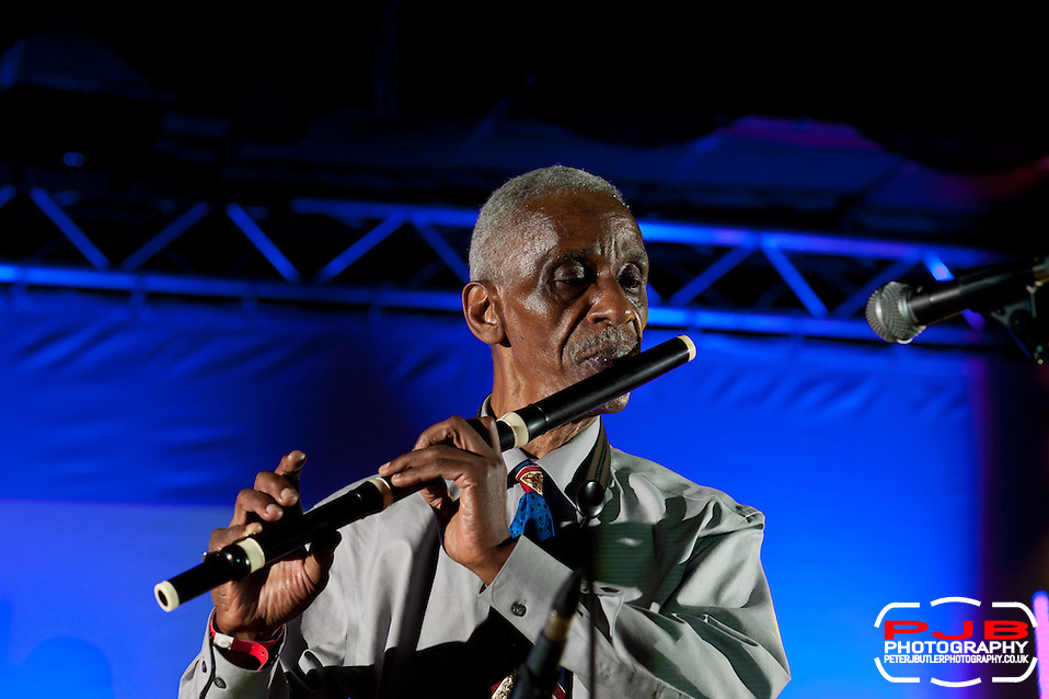 Roscoe Mitchell Performing @ ATP - 2012 - Curated by Jeff Mangum (Peter J Butler)