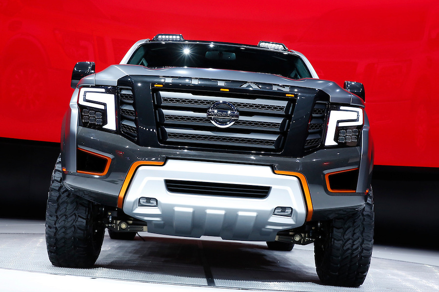 North American International Auto Show in Detroit, Tuesday, Jan. 12, 2016. (Rick Osentoski) (Yahoo Auto/Rick Osentoski)