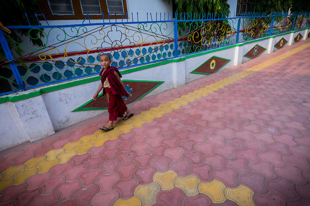 , Drepung, Karnataka, India, on  April 11, 2015. Photo by Oren Nahshon (Oren Nahshon)