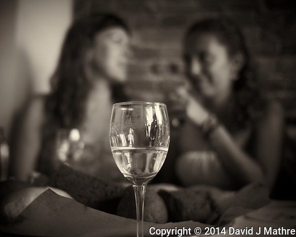 Pop-up Dinner in Saint Petersburg. Image taken with a Leica X2 camera (ISO 100, 24 mm, f/2.8, 1/50 sec) (David J Mathre)