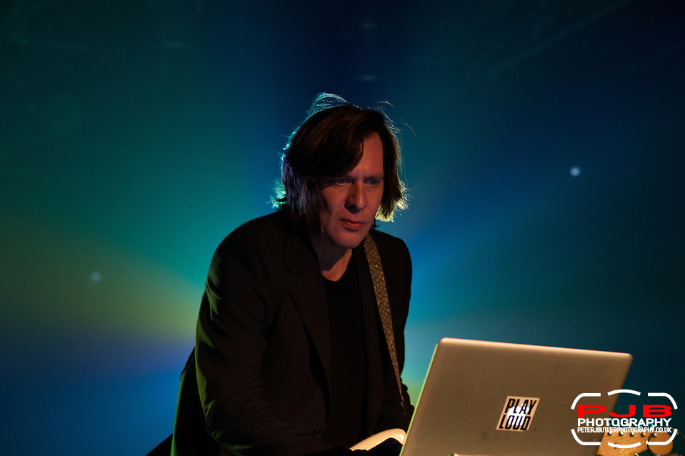 Fennesz Performing @ ATP - 2013 - End of an Era - Weekend 2 - Curated by Loop (Peter J Butler)