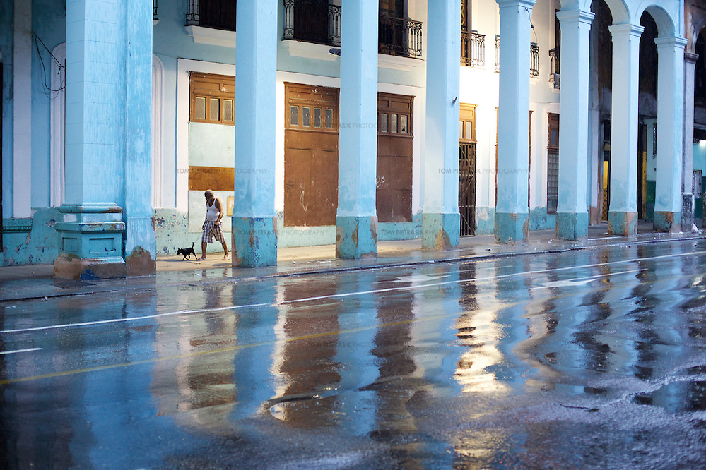 Havana streetscenes. Photo: Tom Pietrasik May 2014 Havana, Cuba (Tom Pietrasik)