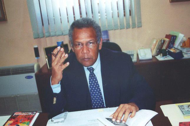 El gran activista cultural que fue Rafael Villalona
