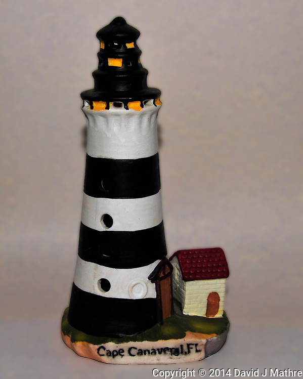 Cape Canaveral Lighthouse Replica. Image taken with a Nikon D700 camera and 28-300 mm VR lens (ISO 800, 44 mm, f/11, 1/60 sec, pop-up flash +1 EV) (David J Mathre)