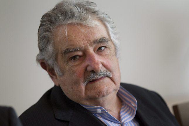 Pepe Mujica, presidente de Uruguay