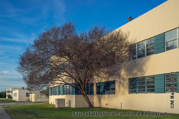Former Alameda Naval Air Station, Alameda, CA (Michael Halberstadt)