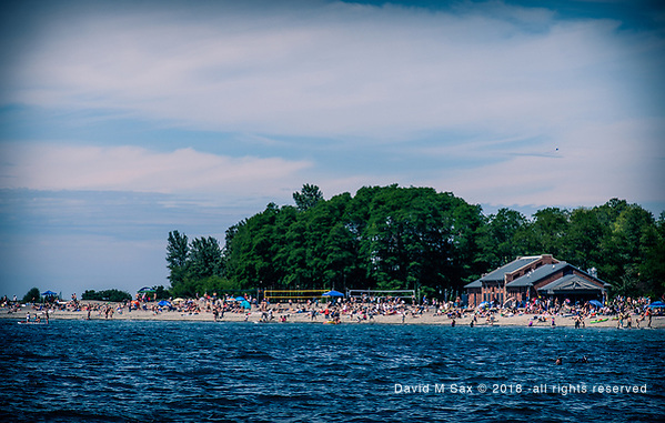 6.24.18 - At The Beach.... (© David M Sax 2018 - all rights reserved)
