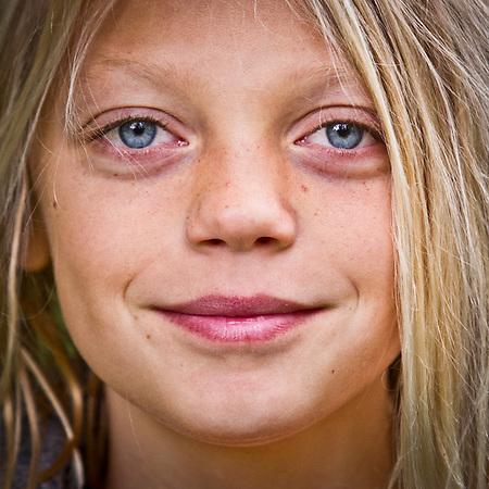Ella the Wonder Child, Anchorage (Clark James Mishler)