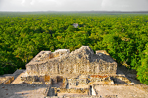 Calakmul, Campeche, Mexico (Anna Fishkin)