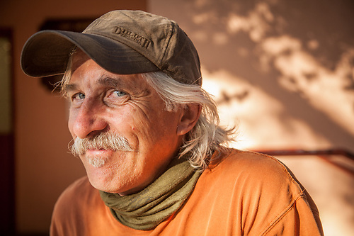 "Vintner Vince Tofanelli, Calistoga, CA  ""I was born here and I have been in the wine business all my life...I live 13 miles out of town and love being in the country...my only worry is my retirement...I don't have much of a safety net.""  vince@tofanelliwine.com (© Clark James Mishler)"