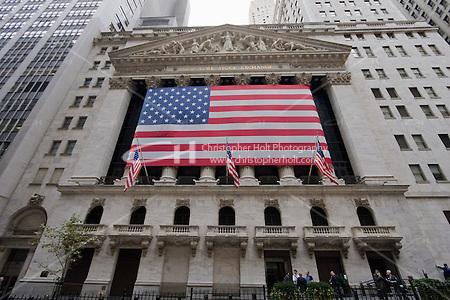 NYSE New York stock exchange October 2008 (Christopher Holt LTD - London UK/Image by Christopher Holt - www.christopherholt.com)