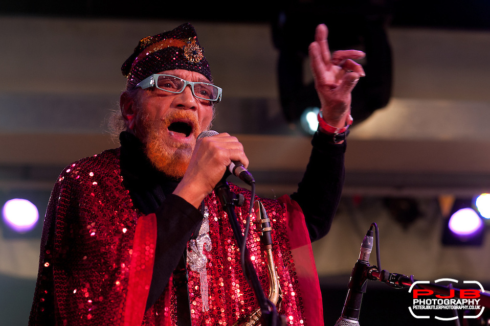 Sun Ra Arkestra Performing @ ATP - 2012 - Curated by Jeff Mangum (Peter J Butler)