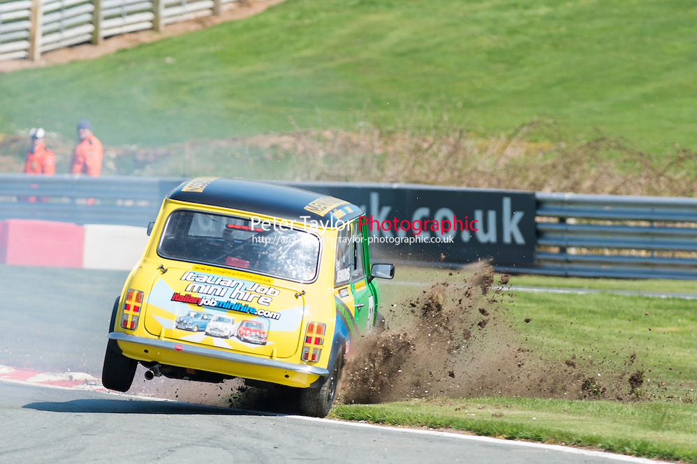 #70 Gregory Jenkins, Mighty Mini during BRSCC Mighty Minis Championship