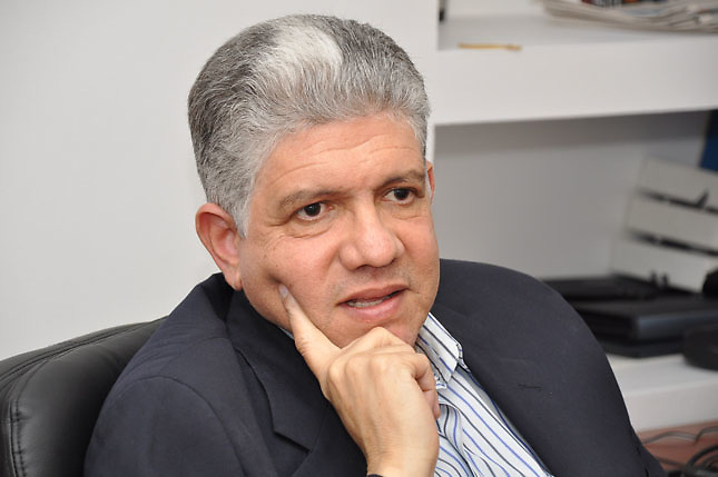 Eduardo Estrella, candidato de DxC