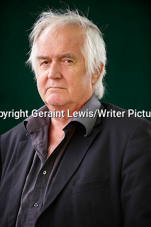Henning Mankell, Swedish Writer at The Edinburgh International Book Festival 2009. Copyright Geraint Lewis/Writer Pictures contact +44 (0)20 822 41564 info@writerpictures.com www.writerpictures.com (Geraint Lewis/Writer Pictures)