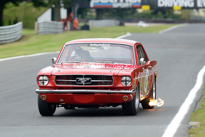 #6 Warren Briggs – Ford Mustang – Historic Touring Cars
