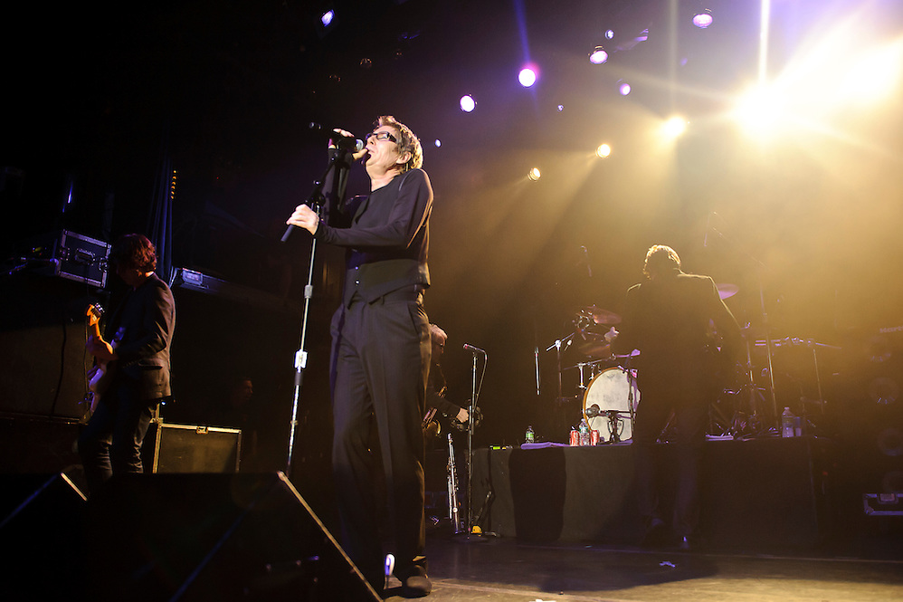 The Psychedelic Furs performing at Irving Plaza, NYC. June 4, 2010. Copyright © 2010 Matt Eisman. All Rights Reserved. (Matt Eisman)