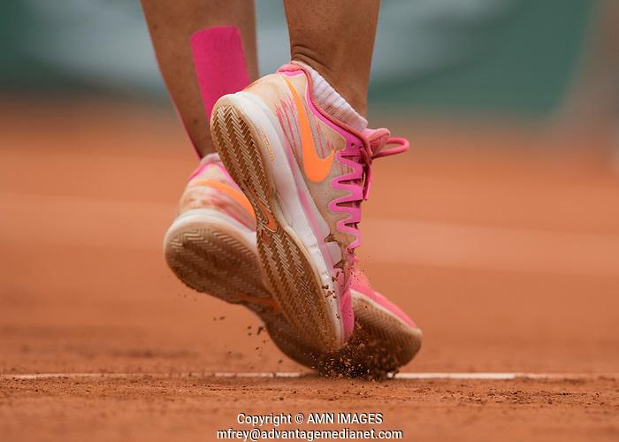 DOMINIKA CIBULKOVA (SLK) Tennis - French Open 2014 -  Toland Garros - Paris -  ATP-WTA - ITF - 2014  - France  30th June 2014.  © AMN IMAGES (FREY/FREY- AMN Images)