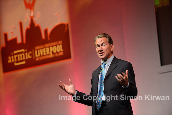 Michael Portillo - Event Photography By Simon Kirwan