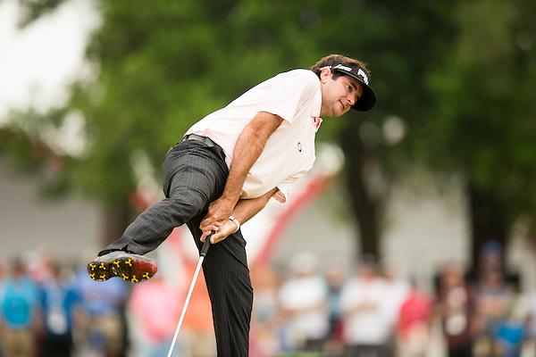 Bubba Watson during the second round of the 2014 U.S. Open at Pinehurst Resort & C.C. in Village of Pinehurst, N.C. on Friday, June 13, 2014.  (Copyright USGA/Darren Carroll) (Darren Carroll/USGA Museum)
