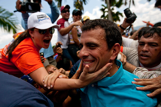 Capriles, el candidato opositor de unidad que desafía la hegemonía de Chávez